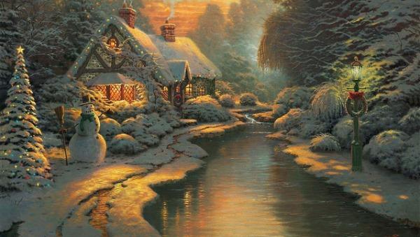 Christmas Alone - ME/CFS