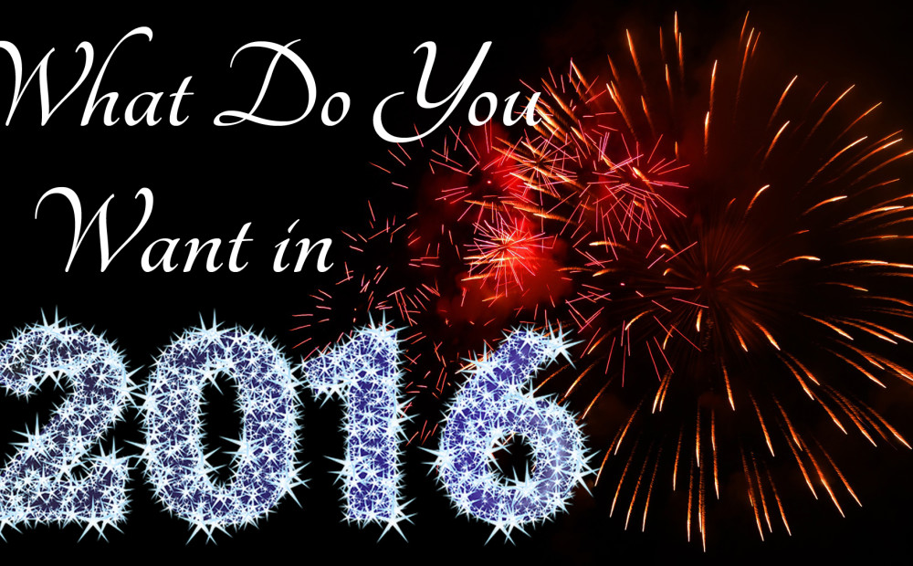 What Do You Want in 2016? - The ME/CFS Ghost