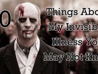 30ThingsAboutMyInvisibleIllness